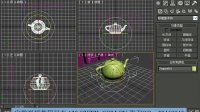 3dmax视频教程 3dmax系列教程 第九讲 选择并旋转
