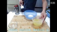 美的烤箱MC25NF-AWRF制作红糖戚风蛋糕