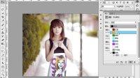 [PS]photoshop cs6 教程 图片较色-把图片调成暖暖的唯美感觉