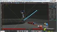 3DMAX教程 3DMAX视频教程 3DMAX基础教程-视频第三课件动画面板作