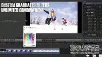 FCPX插件 PROLENS 专业光学镜头效果插件 Final Cut Pro X