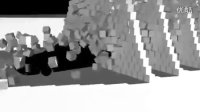 3dmax物理引擎_汽车碰撞测试