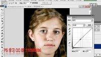 [PS]Photoshop CS5 CS6 基础教程双曲线磨皮数码照片修片影楼后期制作