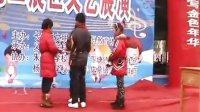 长丰县义井乡中心学校乡村少年宫--英语情景剧《卖火柴的小女孩》