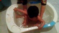 小妹儿洗澡澡