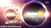 5月第3周更新-用AE制作柔光中的紫色球体