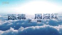 AE片头 大气震撼简洁的空中超高清云层翻滚AE片头素材
