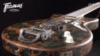Framus Custom Shop Guitars Earl Slick Signature Rusty