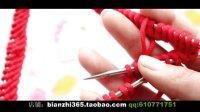 唐装1小孩毛衣的织法花样视频教程 宝宝唐装教程