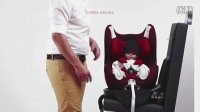 CYBEX Sirona 可正反向安装的儿童汽车安全座椅