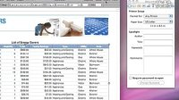 (英文)Apple Numbers'09 教程:使用表格 样式 颜色 图片和字体