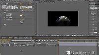 AE教程AE视频教程AE基础教程第二课-虚拟星空背景