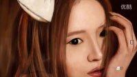 【刈伽作品】ps绘画裴紫绮