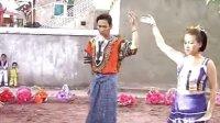 泰园乐 傣族舞蹈 一男两女