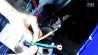 安快电动车控制器接线方法