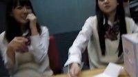 130524 鬼頭桃菜vs木下有希子 SKE48 1+1は2じゃないよ!