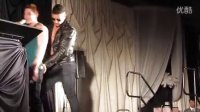 Brent Corrigan Presents Best Verstatile Performer Award