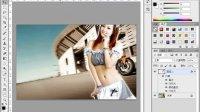 5.10.6  实战——将图层样式转换为图像图层