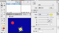 [oeasy]flash35放花 各种放花效果 元件中的元件 综合效果 元件中的时间轴