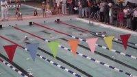 2013年上海市六一娃娃游泳比赛_通广达25米蛙泳_高清
