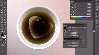 AI视频教程_AI教程_AI实例教程_插画篇_梦幻咖啡