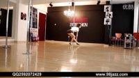 新疆安爵流行舞蹈  导师LINDA独舞   爵士舞  钢管舞 酒吧领舞