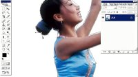 PS平面广告设计值旅游招贴高清版-新手必学