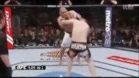 UFC无限制格斗 2013:UFC160重量级 凯恩20秒TKO安东尼奥-席尔瓦夺腰带