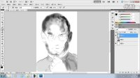 05 4-3 使用数位板绘制肖像