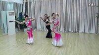 民族舞女子舞蹈傣族舞《月亮》