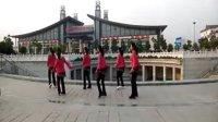曲阜舞动人生广场舞《我是你的谁》QQ群;100266291