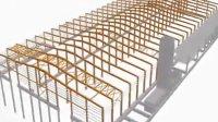 中国建筑钢结构交易网-钢结构厂房建筑生产