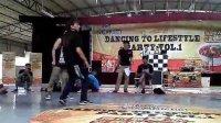 dancing to lifestyle vol.1 海选 湛江鱼虾蟹 vs 从化crew