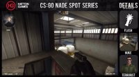 【CS:GO教学】Nuke, Crows Skylight Flash