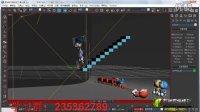 3dmax视频教程  动画面板作业案例