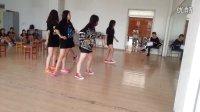 河北工业大学健身街舞期末考试502宿舍