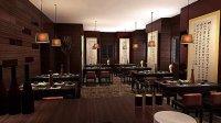 长沙西餐厅装修效果图 长沙西餐厅设计效果图 长沙铭家装饰公司