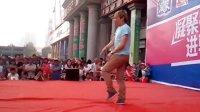 凝聚街舞·郑州富田太阳城店开业庆典——TDT 海杰 张轶嘉