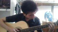 【琴友】吉他指弹《千与千寻》(视频)