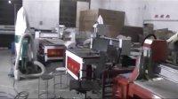 移门设备专家--南京佳汇雕刻移门软包移门制作过程