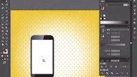[Ai]AI CS6 illustrator基础视频教程 提高教程_UI篇_手机海报