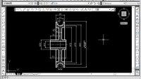 cad建筑设计教程4.6.2 形位公差标注