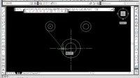 cad三维视频教程4.7.2 绘制连杆平面图