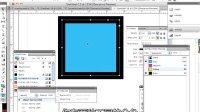 密歇根州公开课:平面设计 74 InDesign-陷印