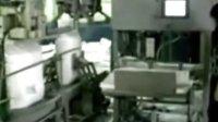 化肥PVC塑料粒子编织袋上袋包装机,粉料面粉包装机