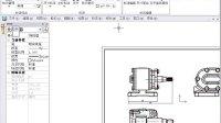 CAXA实体设计2011实例教程---09齿轮泵装配图