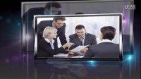 【哆啦口袋】会声会影模板公司企业宣传片头素材08视频制作代做