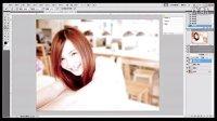 [PS]Photoshop 簡單教學 日系唯美色調