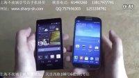 华为  P6 VS三星 S4对比评测   上海不夜城壹号店手机报价