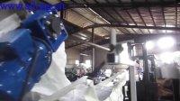 安晶龙塑料色选机/台湾回收塑料粒子分选